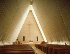 An in-depth look at the architecture of Eero Saarinen