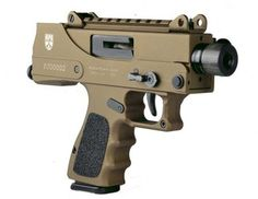 MPA pistol