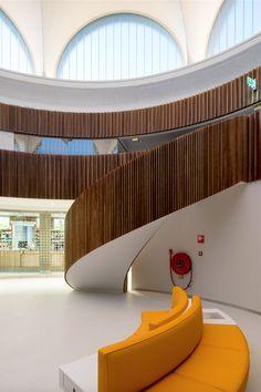 medisch centrum aarle-rixtel, lighting design - ruud van der kuijlen (fotografie: rene de wit - architect: erik aarts avb)