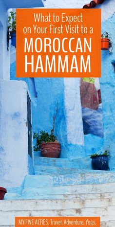 Even if you're not usually a spa person, visiting a Moroccan Hammam is an absolutely essential part of any Moroccan holiday. To help you avoid a confusing and stressful experience, this post will prepare you for your first hammam visit. Visit Morocco, Morocco Travel, Africa Travel, Marrakech Travel, Marrakech Morocco, Agadir, Africa Destinations, Travel Destinations, Casablanca