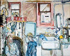 126 best Kitchen Sink Realism images on Pinterest | John bratby ...