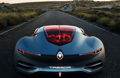Renault's Eye-Catching Trezor Concept Is A Taste Of Things To Come [102 Photos]