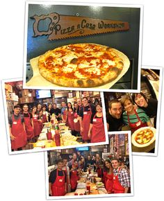 New York Pizza Cooking Classes for Individuals, Couples, and Groups - NY Pizza Making Workshops (Manhattan, NYC)