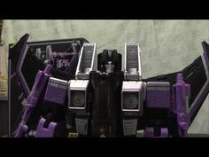 Masterpiece Skywarp (MP-11SW) Takara Tomy Toy Review