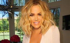 In diesem Herbst liegen mittlere, lässige Haarlängen a la Khloé Kardashian im Trend.