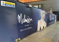 property development hoardings Manchester - Google Search
