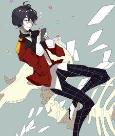 Diabolik Lovers (Lost Eden)- Kino #Anime #Game #Otome