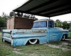 '58 Chevy Apache Fleetside~