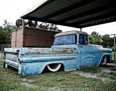 '58 Chevy Apache Fleetside~