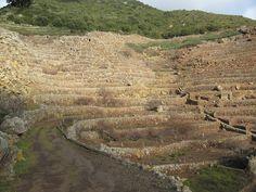 Terrazzamenti e muri a secco - Pantelleria - http://www.pantelleria360.it/pano/