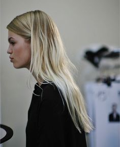 the perfect shade of blonde | Daphne Groeneveld