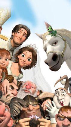 Disney Rapunzel, All Disney Princesses, Disney Princess Drawings, Disney Drawings, Drawing Disney, Disney Kunst, Disney Art, Disney Movies, Punk Disney