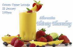 Alternative Thirsty Thursday - January 2014
