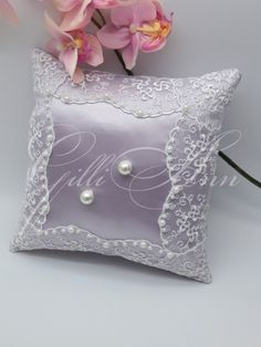 Подушечка для колец Gilliann Megan PIL173, http://www.wedstyle.su/katalog/pillow/podushechka-dlja-kolec-gilliann-violet-2277, http://www.wedstyle.su/katalog/pillow, ring pillow, wedding pillow