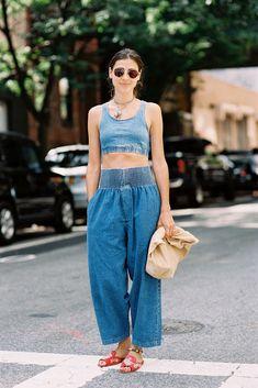 Vanessa Jackman: New York Fashion Week SS 2015....After Rodarte