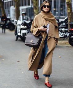 """282 curtidas, 1 comentários - Zara's Mania™ (@zara.mania) no Instagram: """"Camel love. #camel #coat"""""""