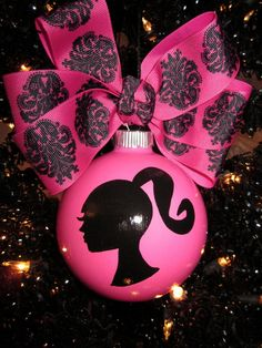 18 Best For my barbie christmas tree images | Christmas barbie ...