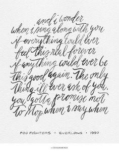 Foo Fighters- Everlong