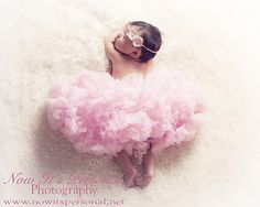 Awwwwww! Jennifer for that big tutu!  May need to stand on a stool or ladder to get that pic