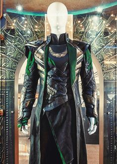 Loki outfit, I think this one may be my favorite