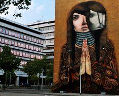 artist: Dante Horoiwa  location: Rotterdam, The Netherlands