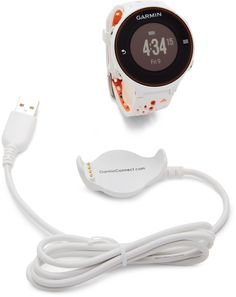 The Garmin Forerunner 620 GPS heart rate monitor offers recovery advisor, race predictor and VO2 max estimate.