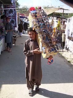 Sunday Market, Islamabad