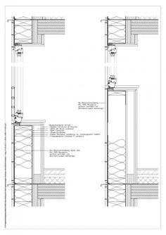 Brandschutz im Holzbau - Außenwand mit Deckenanschluss