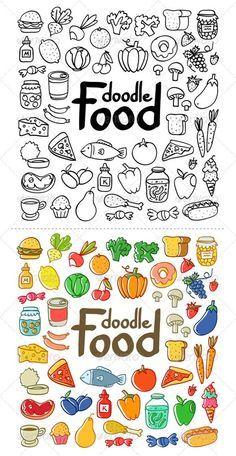 Food Doodle: