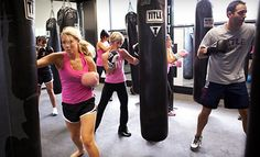 Title Boxing Club – Multiple Locations Two Weeks of Boxing and Kickboxing Classes for an Individual or Family of Up to Four $10