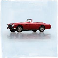 1953 Aston Martin DB24 Drophead