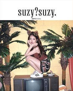 Suzy continues to radiate with beauty in preview photos of her first solo photo book 'suzy?suzy' | allkpop.com