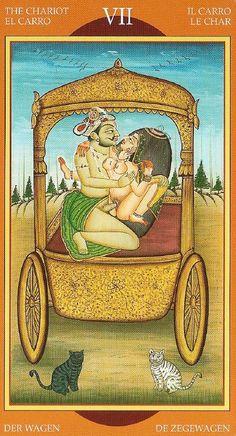 The Chariot, Kama Sutra Tarott