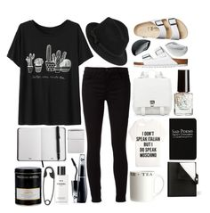 """Beyond Black & White"" by prettyorchid22 ❤ liked on Polyvore"