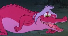 Year of the Villain: Madam Mim from The Sword In the Stone #disneyvillain