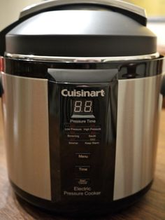 Raise your hand if you feel like you are under a lot of pressure. Family, work, social obligations…whew! Finally, something where pressure is a GOOD thing. That's right, it's time to make dinner in the Pressure Cooker! I have to tell you, this dish is my very first experience with a pressure cooker. I was [...]