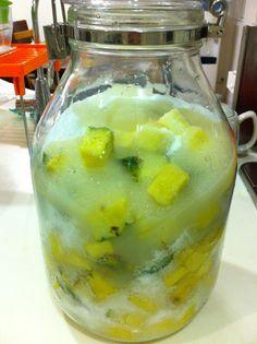 パイナップル 酵素ジュースレシピ・作り方・効果・飲み方|KATSUSHIKA BASE ~放射能情報配信センター~