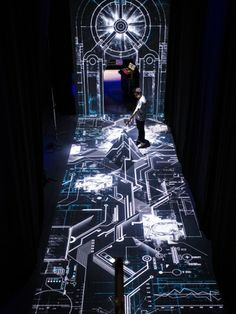 Disruptive by Design by Moment Factory - News - Frameweb
