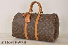 Louis Vuitton Monogram Keepall 45 Travel Bag M41428 - C05304