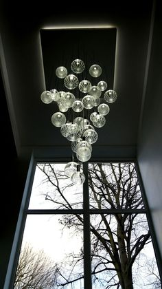 Elements Glass Chandeliers