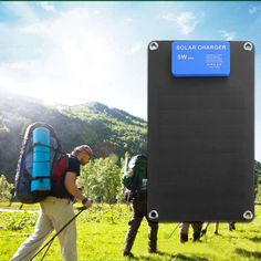 >> Click to Buy << DS-5W 2600MAH Pocket Size Mini Solar Power Banks 5Watts Sunpower Slim Quick Battery Power Chargers Supply For Mobile Phone #Affiliate