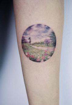 Awesome Tattoos By Amazing Artist Eva Krbdk - Tattoos and Body Art Arm Tattoos, Body Art Tattoos, World Travel Tattoos, Breast Cancer Tattoos, Professional Tattoo, Tattoo Inspiration, Tattoos For Women, Tattoo Artists, Tattoo Designs