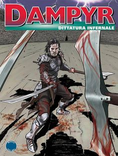 RECENSIONE: DAMPYR #183 – DITTATURA INFERNALE http://c4comic.it/recensioni/dampyr-183-dittatura-infernale/