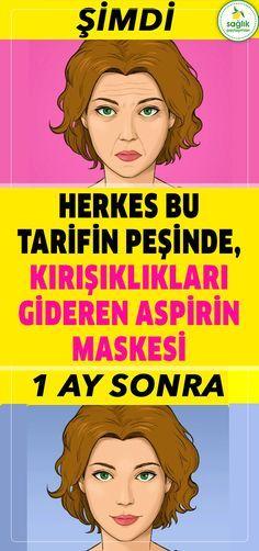 The aspirin masks that eliminate wrinkles .:separator:The aspirin masks that eliminate wrinkles . Beauty Care Routine, Beauty Hacks, Diy Beauty, Beauty Ideas, Skincare Routine, Beauty Women, Beauty Makeup, Homemade Skin Care, Homemade Beauty