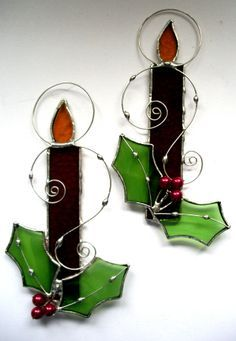 Stained glass christmas, Glass christmas tree and Christmas tree ...