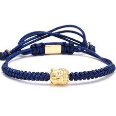 Unisex Buddha Bracelets