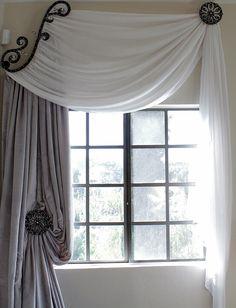 Window Treatment --Exquisite Design Ideas
