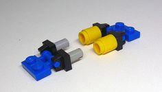ひねって曲げれる関節パーツ(主にロボの腰) | レゴブロックの総合情報サイト レゴポータル ビルテク紹介