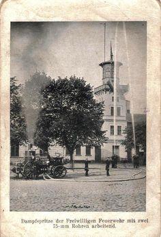 Feuerwehr Libauer 1900