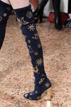 Emilio Pucci Shoes At Milan Fashion Week Fall Winter 20152016 Chiko Blog